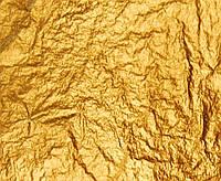 Поталь свободная Nazionale золото №2, 16х16 см, 100