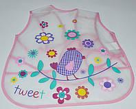 Слюнявчик - фартук из пвх для детей 7