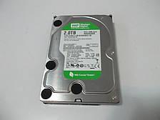 Жорсткий диск WD20earx №2216