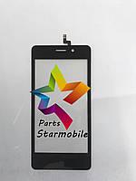Сенсорный экран для мобильного телефона Nomi i450, черный