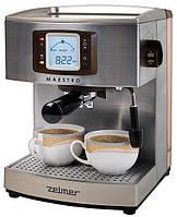 Рожковая кофеварка эспрессо Zelmer 13Z012