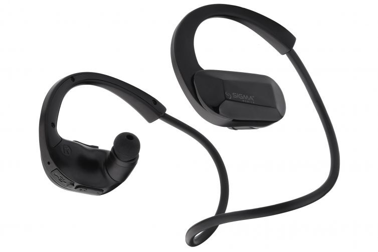 Bluetooth гарнитура Sigma Stereo X-music H21 Rain