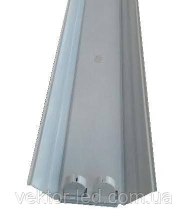 Светильник под две 1,2м Т8 LED лампы A-40/2 NEW