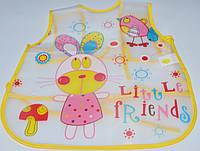 Слюнявчик - фартук из пвх для детей 10