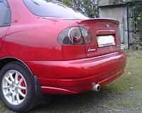 Спойлер багажника ( лип спойлер, сабля, утиный хвостик)  Daewoo Lanos\ Sens седан 1998+