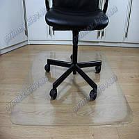 Коврик под кресло для защиты пола прозрачный 75х125см. Толщина 0,6мм
