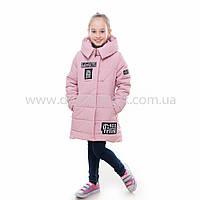 """Детская  куртка  демисезонная для девочки """"Арина"""" с капюшоном,новинка 2017года, фото 1"""