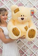 Медведь плюшевый Тедди кремовый 95 см