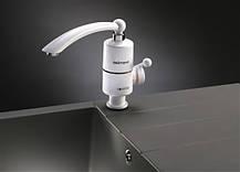 Проточный водонагреватель Instant Heating Faucet Delimano, фото 3