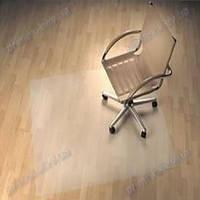 Ковер под кресло прозрачный 121х134см. Германия. Толщина 2,0мм
