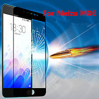 Защитное стекло Meizu mx6 mx 6 + салфетки !!