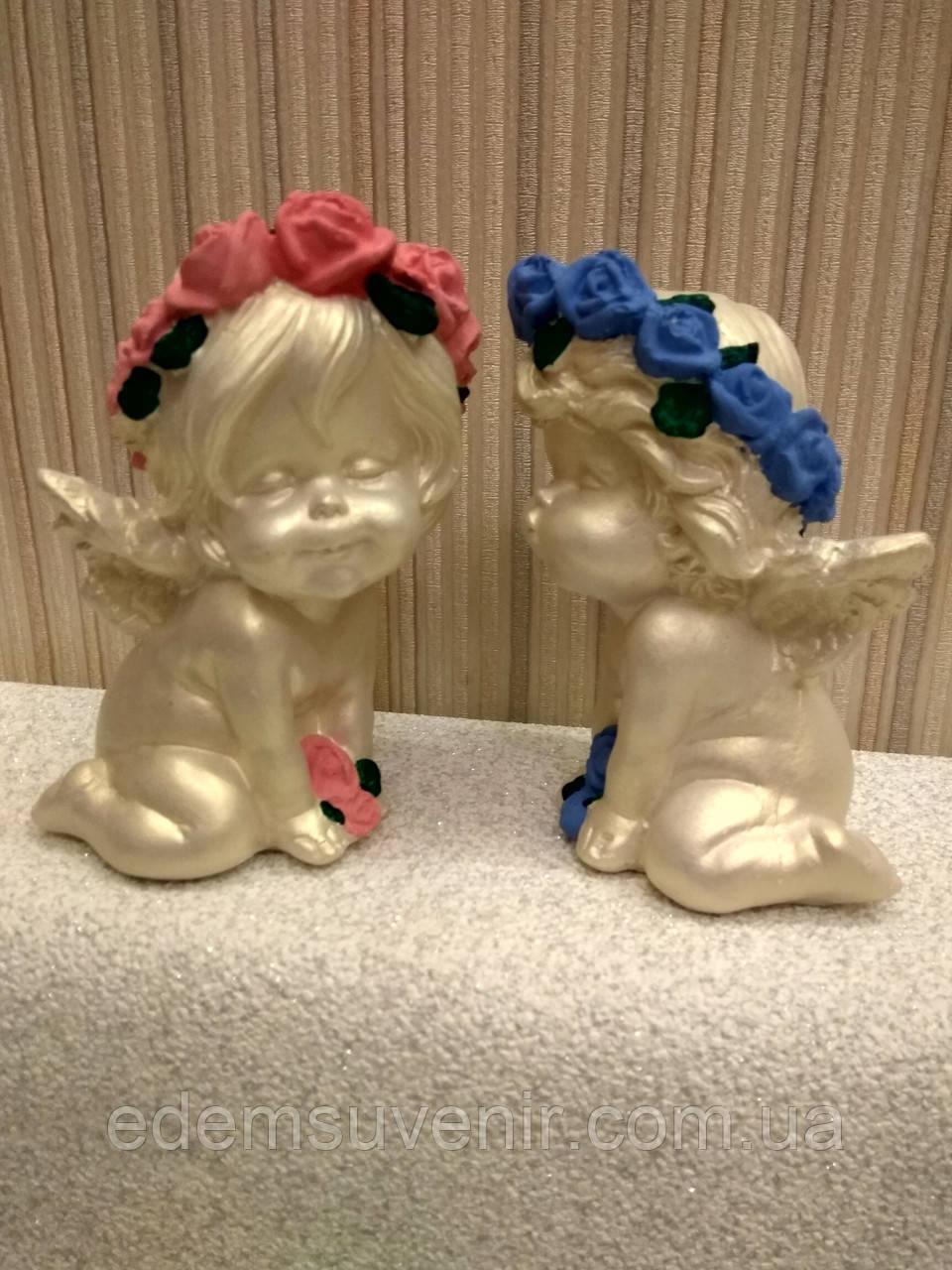 Ангелы Поцелуйчик цветные