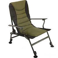 Карповое кресло раскладное Ranger  для рыбалки и отдыха на природе  + чехол