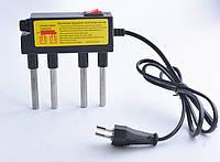Электролизер - устройство для определения качества воды .