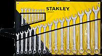 Stanley STMT33650-8 Набор комбинированных ключей, 6-25,27,30,32 мм, 23 шт