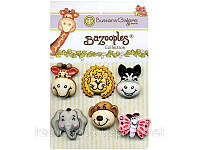 Пуговицы Buttons Galore - BAZOOPLES Collection — Gertrude & Friends