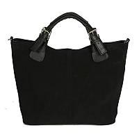Женская замшевая сумка Камелия М80-33/замш, фото 1
