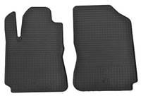Резиновые передние коврики для Citroen C4 Cactus 2014- (STINGRAY)