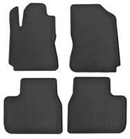 Резиновые коврики для Citroen C4 Cactus 2014- (STINGRAY)