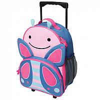 "Детский чемодан ""Бабочка"", Skip Hop"