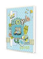 """Альбом для хлопчика """"BOY"""" на укр. мові"""