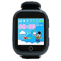 Смарт часы Q750,Детские часы Черные