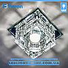 Врезной точечный светодиодный светильник Feron JD106 LED 10W COB