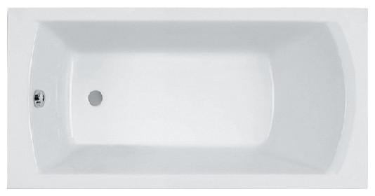 LINEA ванна 1700*700мм, с ножками