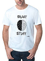 Smart Stuff - Футболка Мужская с Дизайном