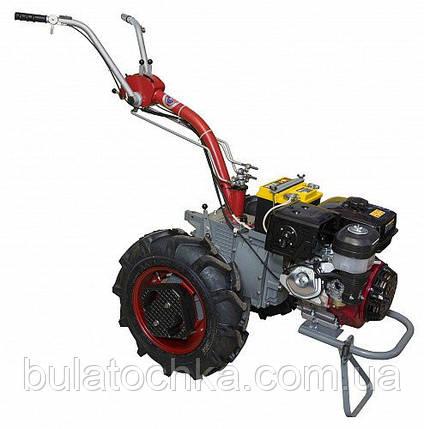Мотоблок МБ-9Е Мотор Сич (бензин WEIMA WM177FE, электростартер, 9 л.с.), фото 2