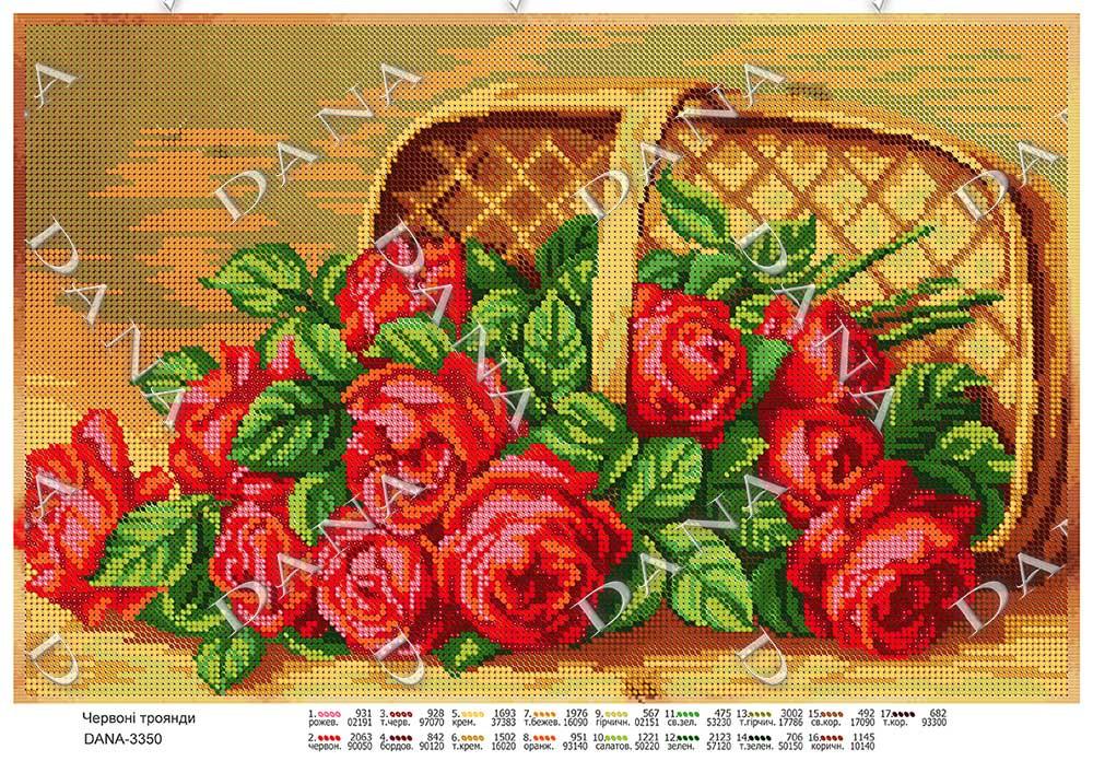 """""""Красные розы"""""""