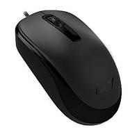 Мышь Genius DX-125 Black USB optical