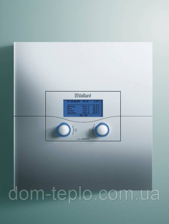 Программатор(термостат) беспроводной погодозависимый Vaillant calorMATIC VRC 630/3