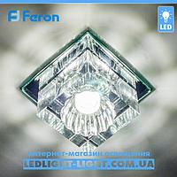 Врезной точечный светодиодный светильник Feron JD55 Led Cob 10W