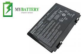 Аккумуляторная батарея Asus A32-F82 A32-F52 X8B X8D K40IJ K40IN K50 K51