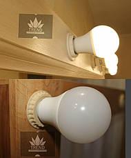 LED лампа теплого цвета 5 Вт., фото 3