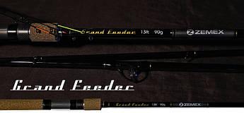 Фидер ZEMEX Grand Feeder 11ft 3,30м (до 60гр)