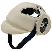 Защитный шлем OK Baby No Shock 807 Бежевый
