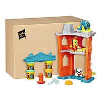 Игровой набор Play-Doh Town Firehouse