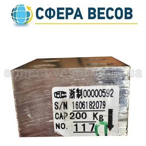 Тензодатчик для весов до 100 кг (датчик на 180кг), фото 2