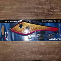 Воблер Abu Garcia Fat Head Killer 150mm. 57gr. Red Belly Suspending
