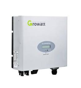 Сетевой солнечный инвертор GROWATT 3 кВт, 220В