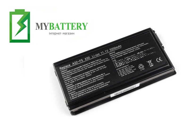 Аккумуляторная батарея Asus A32-F5 F5RL F5Ri F5R F5SL F5Sr F5V F5Z