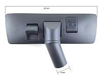 Щетка для пылесоса 32мм с двумя клавишами