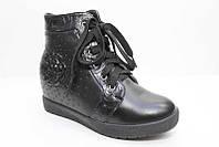 Модные зимние ботинки для девочки, 34-37