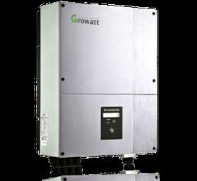 Сетевой солнечный инвертор GROWATT 5 кВт, 220 В (2 MPPT-контроллер)