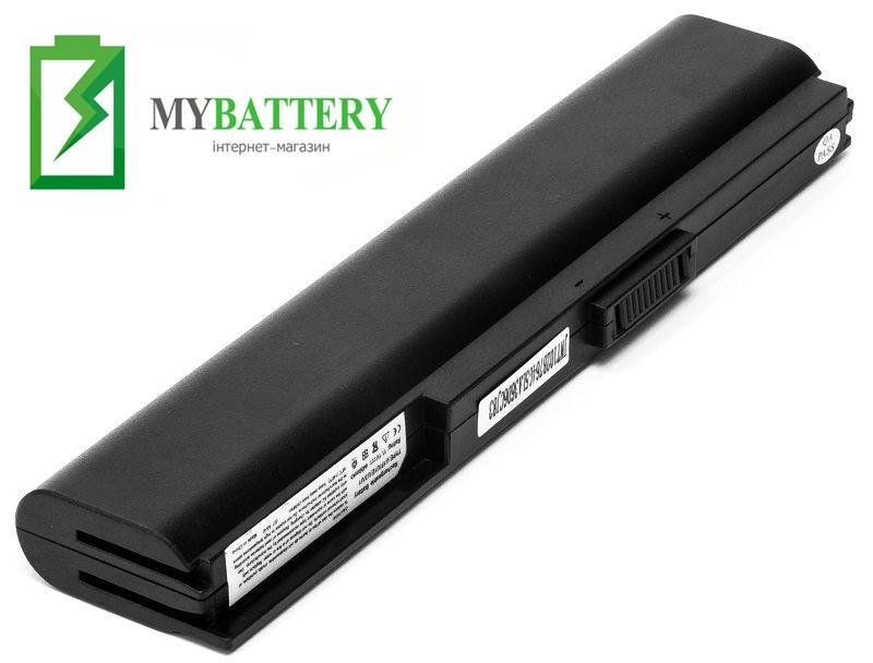 Аккумуляторная батарея ASUS A31-U1 A32-U1 N10E N10J U1 U1E U1F U2 U2E
