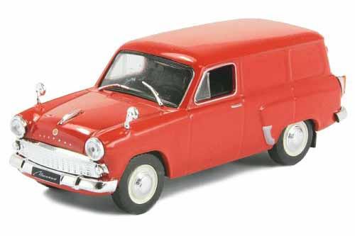 Автолегенды №107 Москвич-430 красный | Коллекционная модель 1:43 | DeAgostini