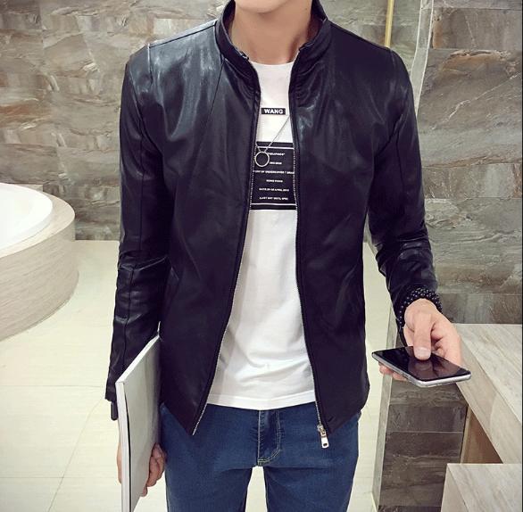 Мужские Кожаные Куртки 2013