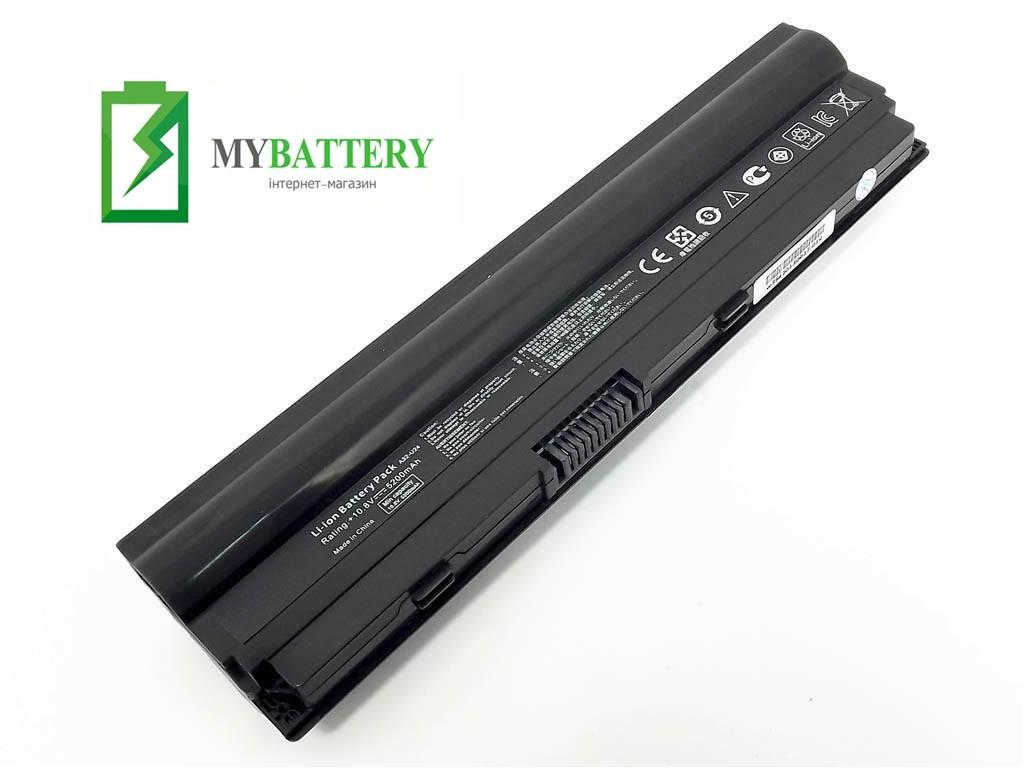 Аккумуляторная батарея Asus U24 U24A U24E A31-U24 A32-U24